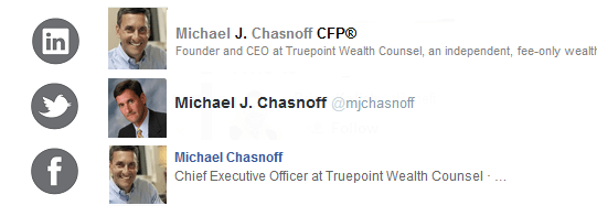 Michael Chasnoff | Truepoint Wealth Counsel