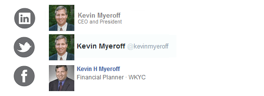 Kevin Myeroff | NCA Financial Planners