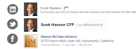Scott T. Hanson | Hanson McClain Advisors