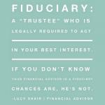 25 finance images representing key financial advisory keywords