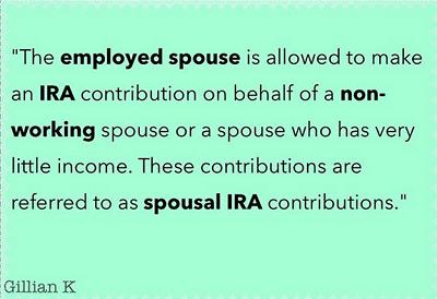 spousal-IRA